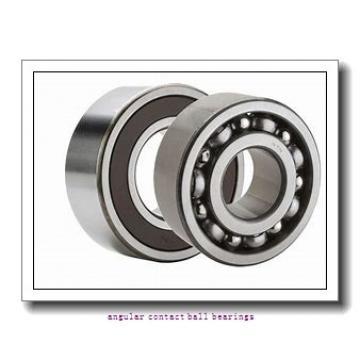 0.669 Inch | 17 Millimeter x 1.575 Inch | 40 Millimeter x 0.689 Inch | 17.5 Millimeter  INA 3203-2Z  Angular Contact Ball Bearings