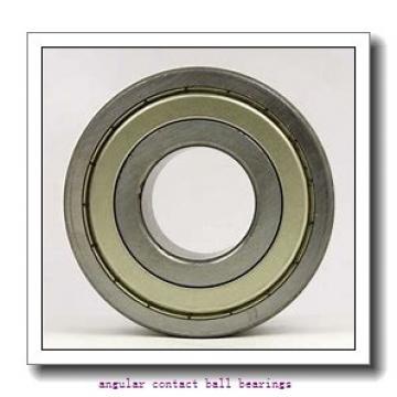 1.181 Inch   30 Millimeter x 2.165 Inch   55 Millimeter x 0.906 Inch   23 Millimeter  NTN DF0617LLUC1/4E  Angular Contact Ball Bearings