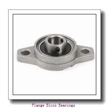 LINK BELT F3U223NK75  Flange Block Bearings