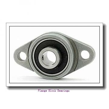 LINK BELT FX3U219H  Flange Block Bearings