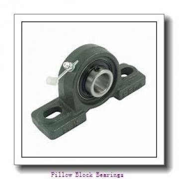 2.953 Inch | 75 Millimeter x 3.62 Inch | 91.948 Millimeter x 3.126 Inch | 79.4 Millimeter  QM INDUSTRIES QMP15J075SO  Pillow Block Bearings