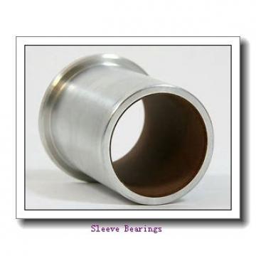 ISOSTATIC AM-1418-18  Sleeve Bearings